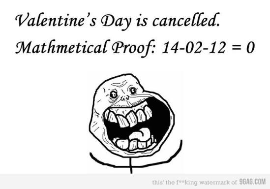valentines day cancelled